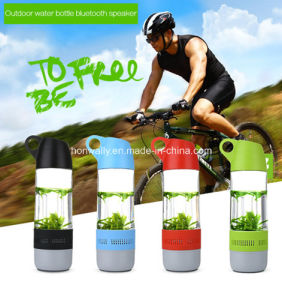 Waterproof Mountain Bike Water Bluetooth Bottle Speakers - Outdoor Sport Equipment