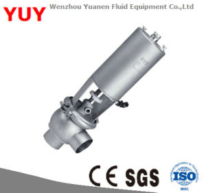 ASTM304 ASTM316L Sanitary Global Valve