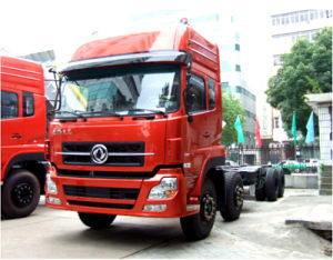 Dongfeng 8X4 30t Truck Chassis/Chassis for Sale pictures & photos