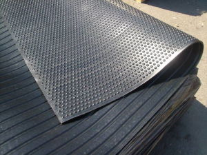 Horse Rubber Stall Mats Flooring, Cow Rubber Matting Cuhions pictures & photos
