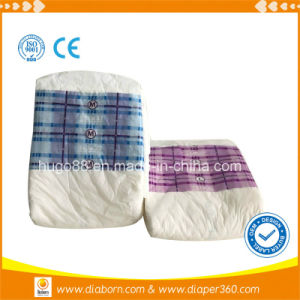 Disposable Incontinence Products of Adult Diaper pictures & photos