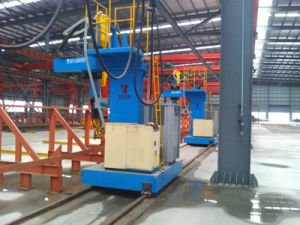 Lhc Type Cantilever Submerged Arc Welding Machine pictures & photos