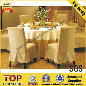 Luxury Hotel Dining Room Chair Covers pictures & photos