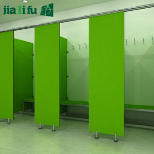 Jialifu New Design 12mm Compact HPL Toilet Partition pictures & photos