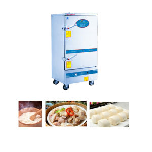 10 Trays Commercial Rice Steamer Cooker for Kitchen Equipment