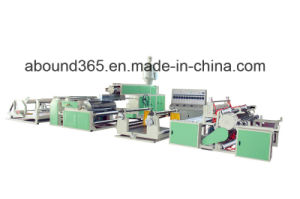 Plastic Coating or Lamination Machine for PP Sacks or Non Woven Cloth pictures & photos