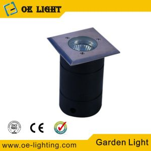 Quality Certification Square Cover Underground Light with Ce and RoHS pictures & photos