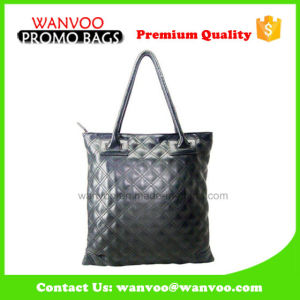 Waterproof Feather Flight Large Tote Women Handbag PU/PVC pictures & photos