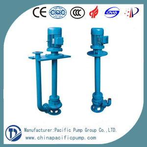 Yw Non-Clogging Vertical Cantilever Sewage Pump pictures & photos