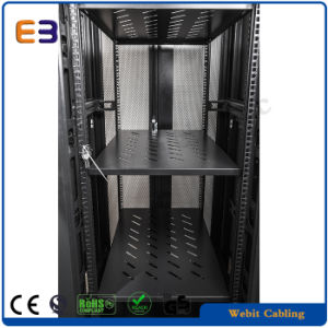 Commercial Type Network Cabinet with Handle Lock pictures & photos