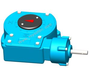 Rhw55pg4 Worm Gearbox for Valve pictures & photos