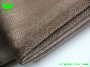 Embossing Sofa Fabric and Wall Covering (BS2129) pictures & photos