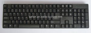 USB Keyboard for PC with Standard Layout pictures & photos