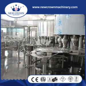 Automatic Intergrated Mineral Water Bottling Machine for Pet Bottle pictures & photos