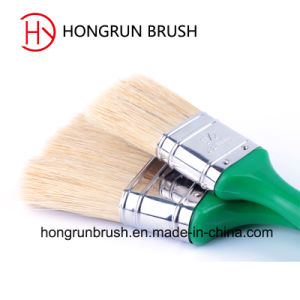 Plastic Handle Bristle Paint Brush (HYP018) pictures & photos