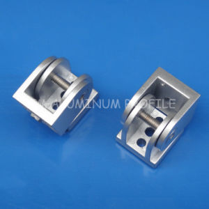 Industrial Zinc Alloy Pivot Joint for 20 Series Aluminum Profile pictures & photos