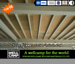 Strong Steel Structure Building Steel Workshop pictures & photos