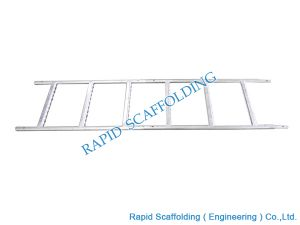 Galvanized CE Ringlock Scaffolding Ladder pictures & photos