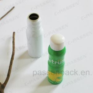 Aluminum Skin Care Spray Aerosol Can with Shaped Body (PPC-AAC-011) pictures & photos