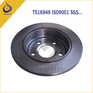 Auto Spare Parts Brake Disc with Ts16949 pictures & photos