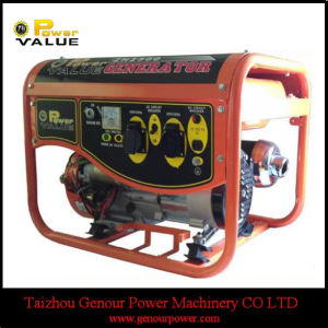 1.5kw Gasoline Generator European Standard High Quality 100% Copper pictures & photos