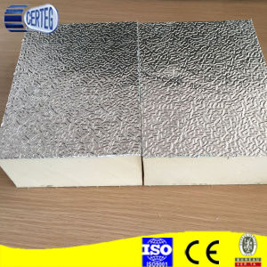 PU/PIR/Phenolic Foam Insulation Duct Board with aluminum foil pictures & photos