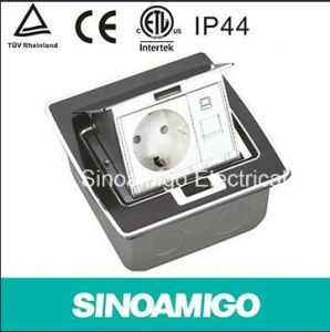 High-Quality Access Floor Socket OEM Factory pictures & photos