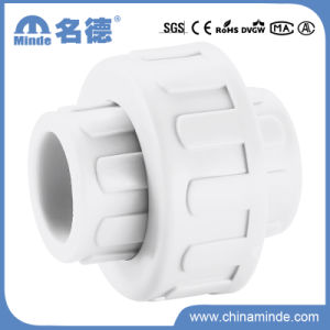 PPR Plastic Adapter Union for Buildng Materials pictures & photos