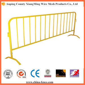 PVC Coated Crowd Control Barrier for Cheap Sale pictures & photos