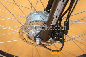 China Foldable City Electric Bicycle Folded E-Bike E Bike Inside Li Battery Samsung Sony 36V 48V pictures & photos