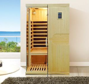 2017 Far Infrared Sauna for 2 Person Sek-H2n pictures & photos