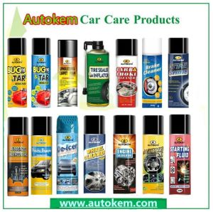 OEM Car Care Products Aerosol Factory in China pictures & photos