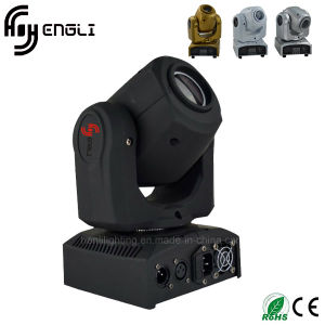 10W LED Moving Head Spot Disco DJ Stage Party Light pictures & photos