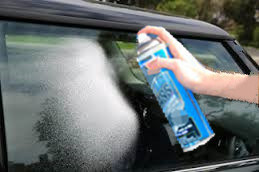 Car Windshield Cleaner Aerosol Spray/Car Glass Cleaner Car Care Products China pictures & photos