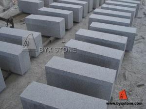 Grey Granite Stone Garden Kerbstone/Curbstone for Outdoor pictures & photos