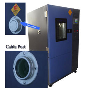 China Manufacture Constant Temperature Humidity Test Chamber pictures & photos