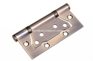 Popular Steel Nickel Plated Hydraulic Cabinet Hinge (SH-020) pictures & photos