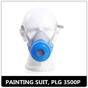Gas Mask Painting Suit (3500P) pictures & photos