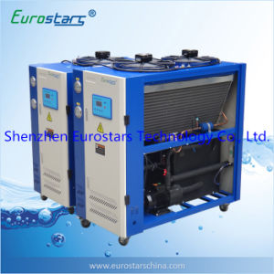 High Efficiency Industrial Scroll Type Air Cooled Water Chiller pictures & photos