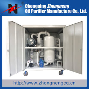 Single-Stage Vacuum Insulating Oil Purifier pictures & photos
