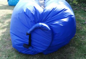 Hot Sale Inflatable Air Bag Outdoor Sleeping Bag Have Stock (L134) pictures & photos