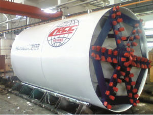 Dk2400 Epb Microtunnel Boring Machine/Earth Pressure Balanced Pipe Jacking Machine