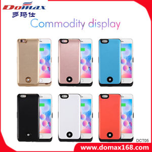 Li-Polymer Battery Back Clip Case Power Bank for iPhone 6 pictures & photos