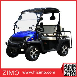 60V Single Seat Golf Cart for Sale pictures & photos