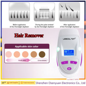 2017 Most Popular Beauty Salon Electric IPL Hair Epilator pictures & photos
