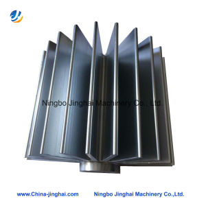 Customed Aluminum Casting Heat Sink for Machine pictures & photos