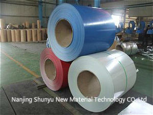 PPGI/Color Coated Steel Coil/Pre Painted G40 Galvanized Steel Coil/Color Coated Corrugated Metal pictures & photos