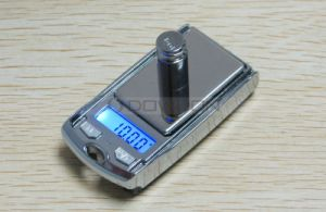 Portable 100g/0.01g Mini Digital Scale Key Style LCD Display Pocket Scale pictures & photos