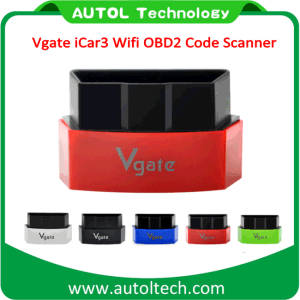 Newest Vgate Icar3 WiFi Mini Elm327 Vgate OBD2 Elm 327 WiFi Car Diagnostic Interface Support Android Ios PC Icar3 WiFi pictures & photos