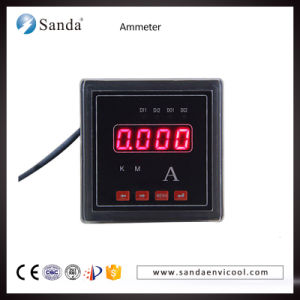 3 Phase Ammeter LED Digital Current Meter pictures & photos